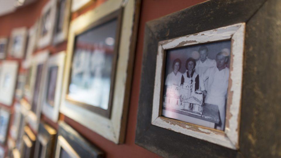 ambiance intérieure - restaurant la table de Frank restaurant steinfort