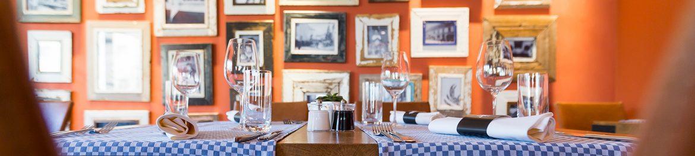 Ambiance intérieure du restaurant restaurant steinfort