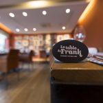 aperçu de la salle - restaurant la table de Frank restaurant steinfort