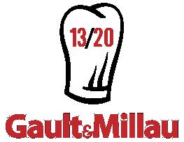 13/20 au Gault&Millau